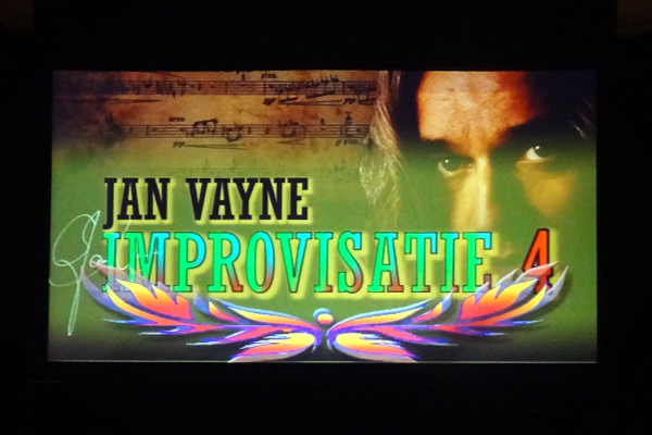 improvisatie door Jan Vayne
